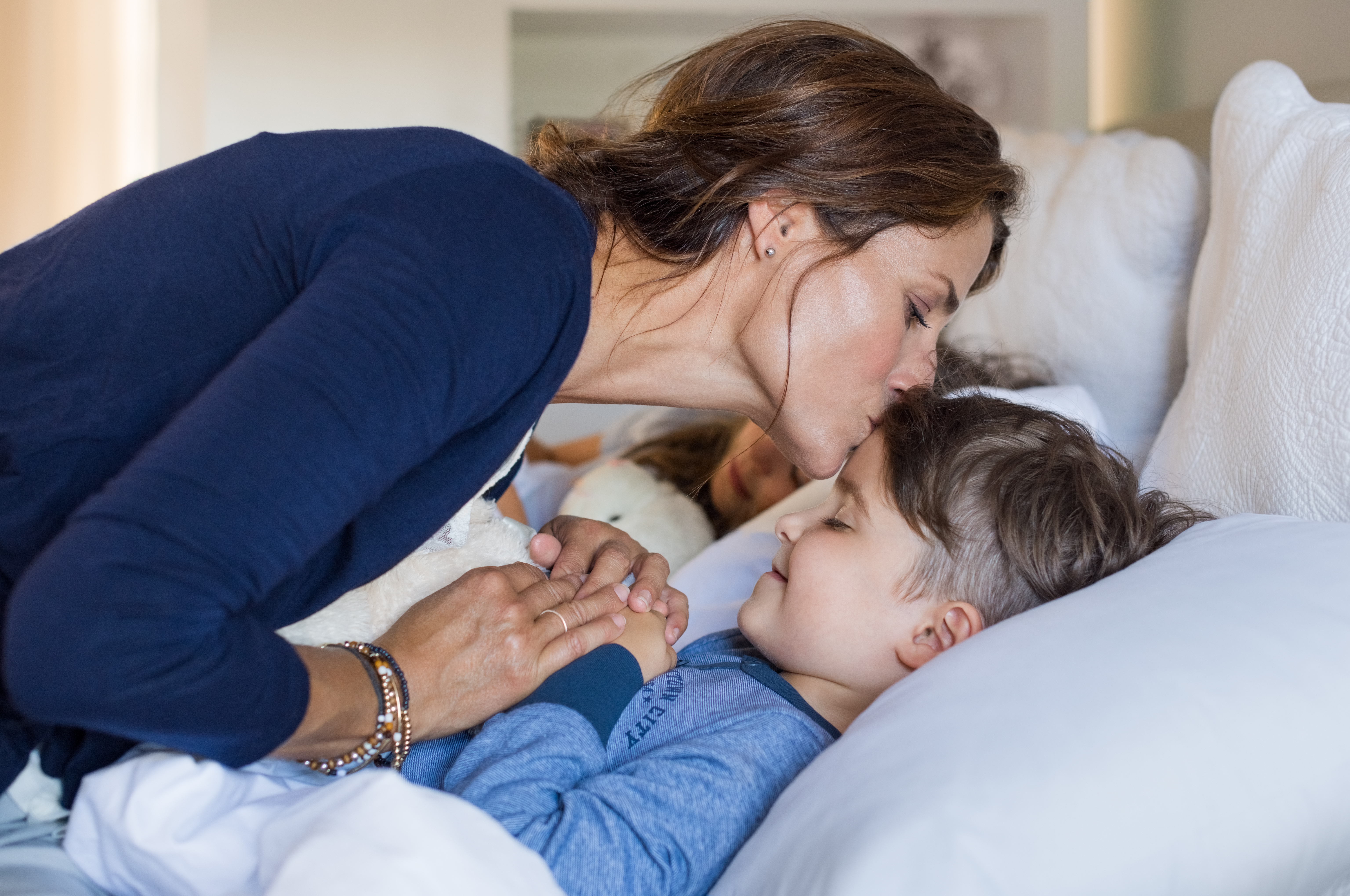 Space-saving tips for kids that share a bedroom