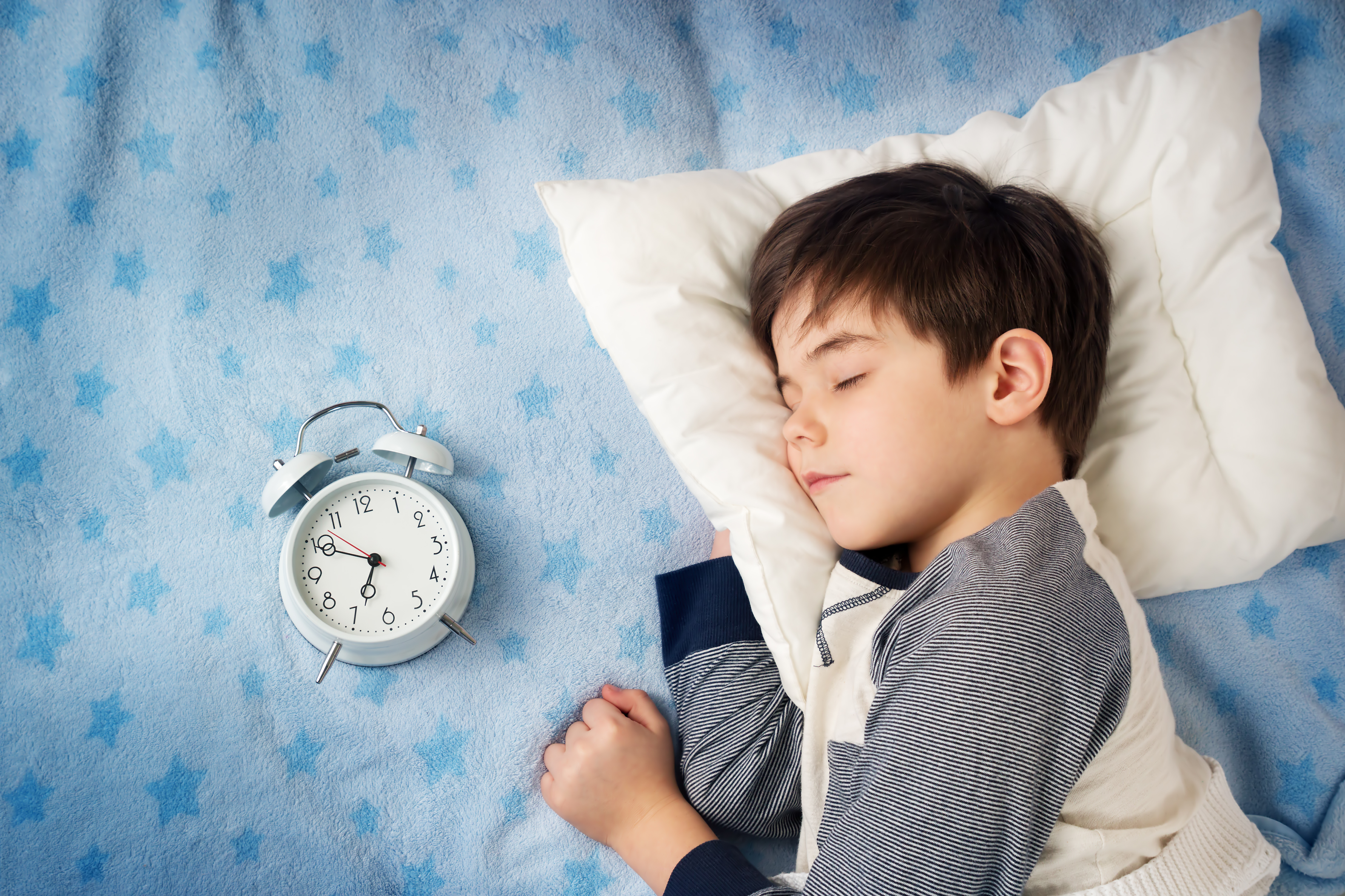 How Much Sleep Should Your Kids Be Getting?