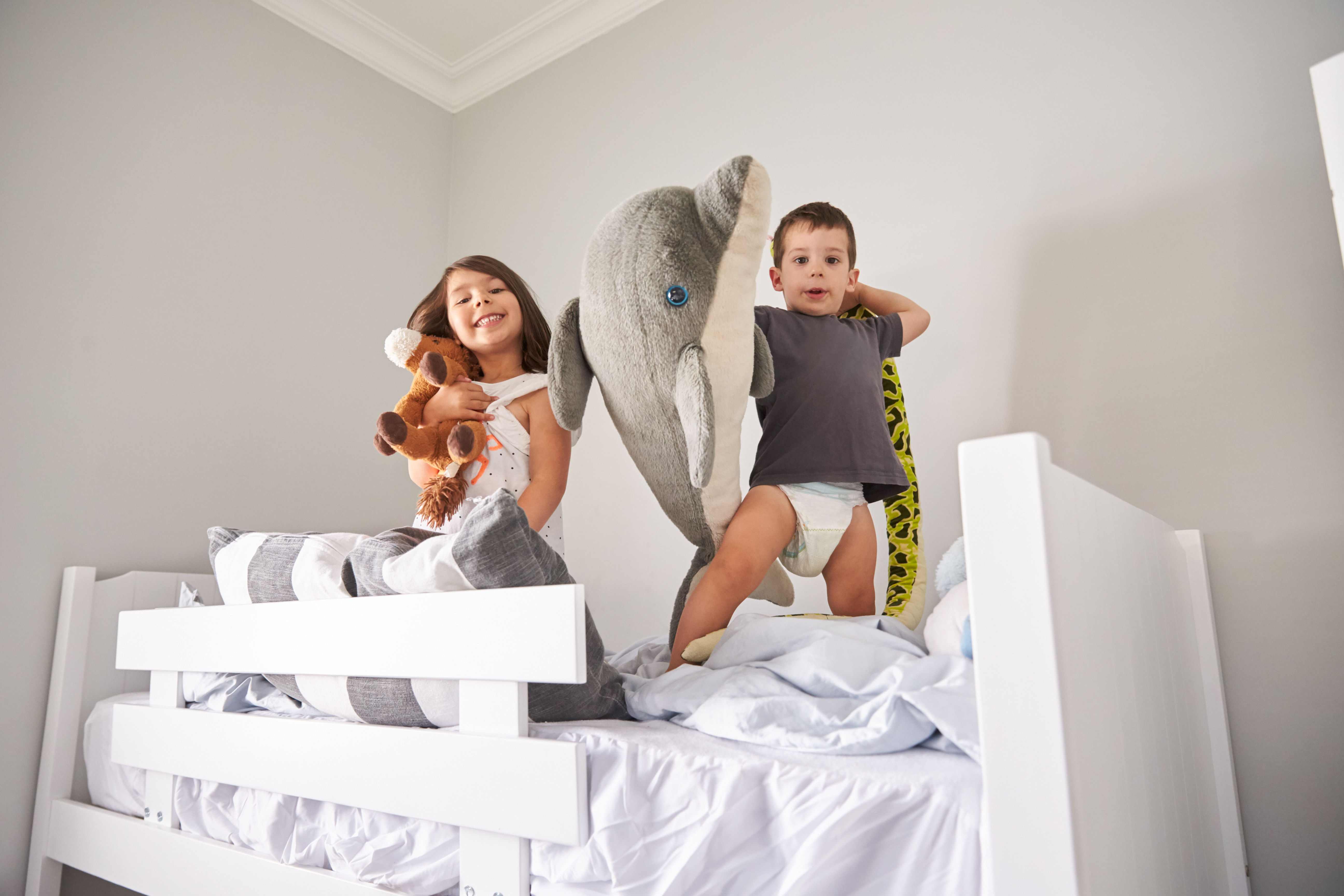 Top tips for bunk bed safety