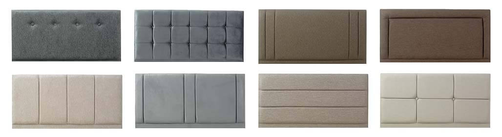 M6 Beds: Highgate Headboards